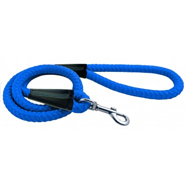 Laisse Simple en corde polypropylène - Bleu