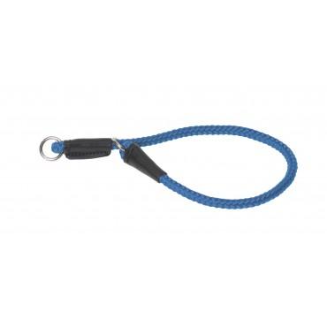 Collier étrangleur Simple en corde polypropylène - Bleu