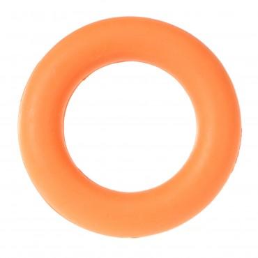 Jouet en Caoutchouc forme anneau à mâcher